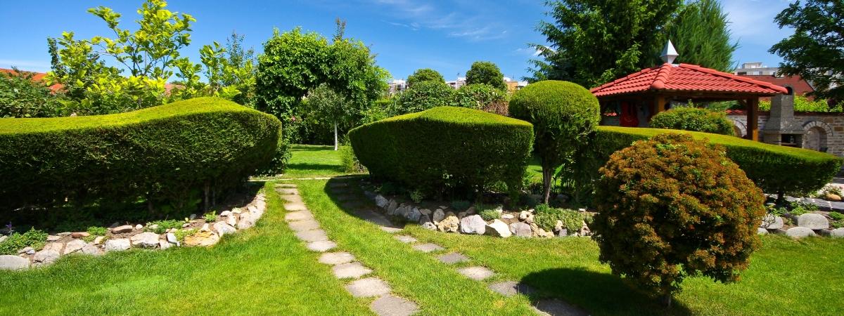 Utrzymanie ogrodów